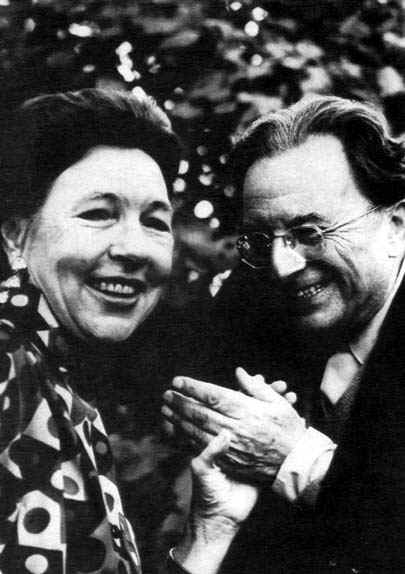 Caption: Erich Fromm and his second wife Annis.